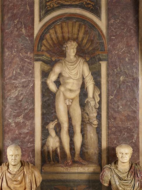 Méléagre, héros antique à Versailles 13-604533
