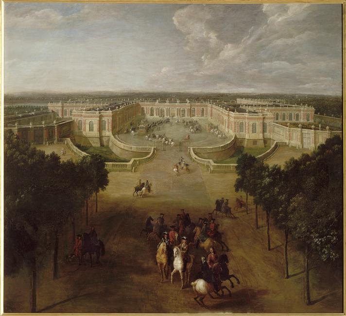 Expo au Grand Trianon : De Louis XIV à Charles de Gaulle  - Page 2 98-024044