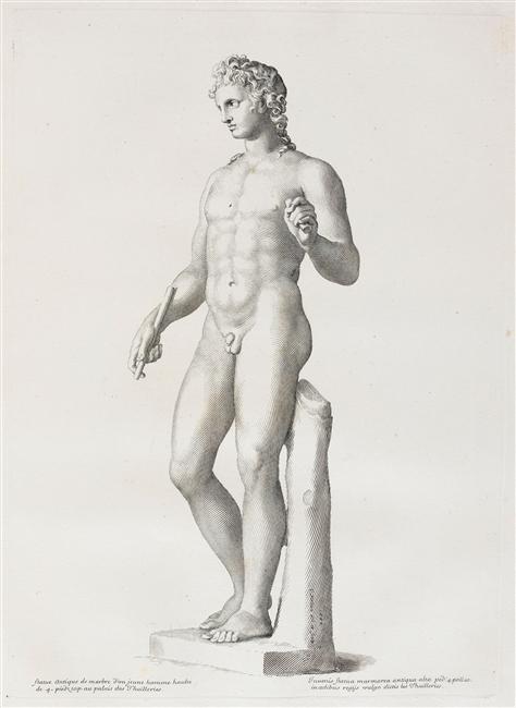 Adonis, heros antique à Versailles 03-013293