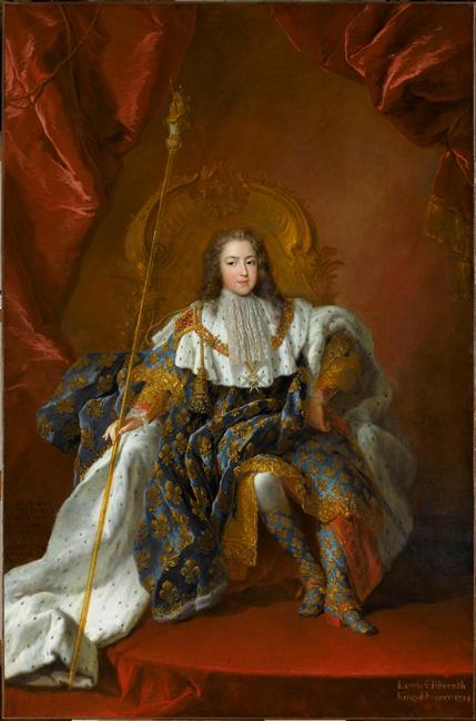 Exposition à Varsovie : Le Versailles de Marie Leszczyńska 07-523757