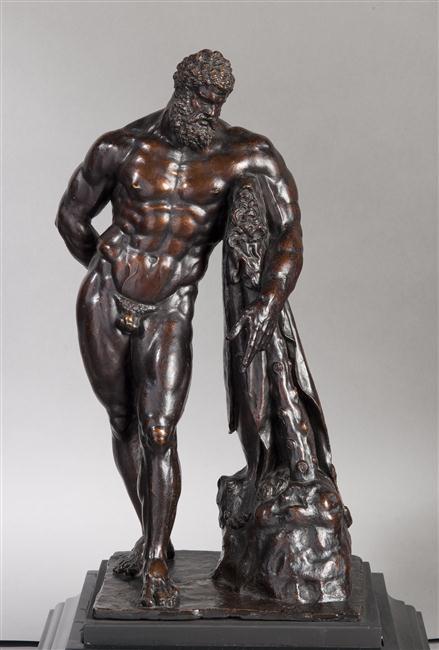 Hercule, héros antique et allégorie royale 13-532631
