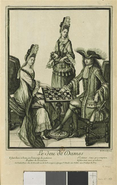 Héritage de Louis XIV dans l'histoire de la mode & textiles 13-570808