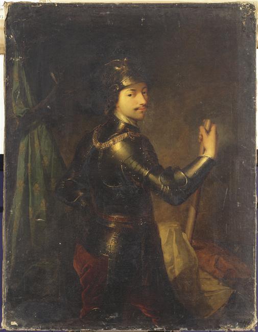 Expoistion Robert Le Vrac Tournières, musée beaux-arts Caen 96-001881