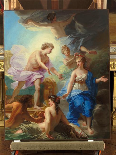 Expo au Grand Trianon : De Louis XIV à Charles de Gaulle  - Page 2 05-519315