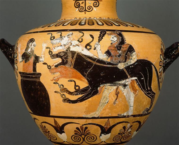 Art érotique grec