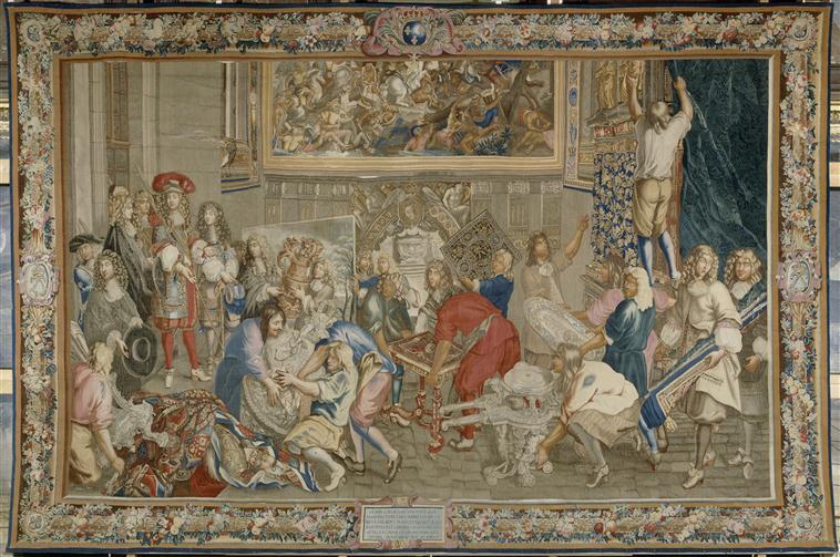 """Exposition """"Quand Versailles était meublé d'argent"""" (2007) - Page 2 79-000453"""