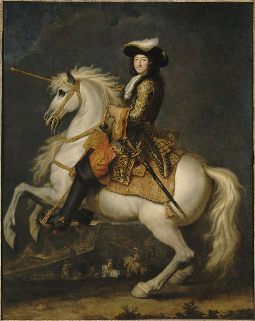 Images, figurations, représentations de Louis XIV 1650-1750 87-001611
