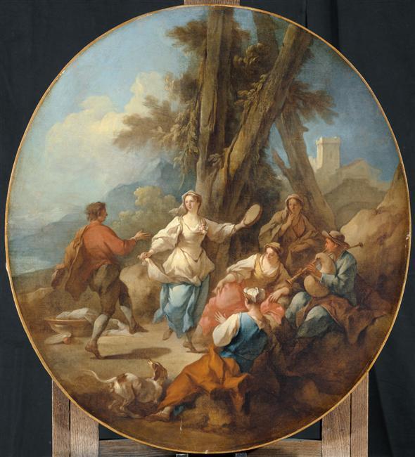 Exposition à Varsovie : Le Versailles de Marie Leszczyńska - Page 2 00-026831