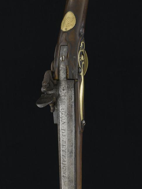 Doc sur Fusil de dragon époque 1700  07-515102