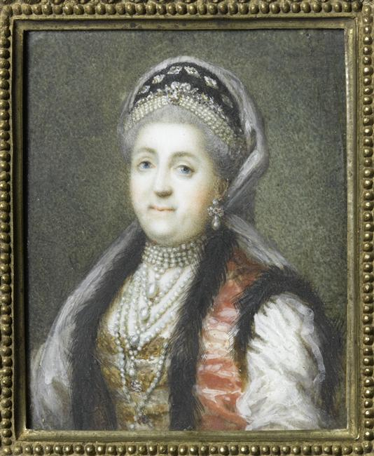 Exposition la Grande Catherine Hermitage d'Amsterdam 10-535274