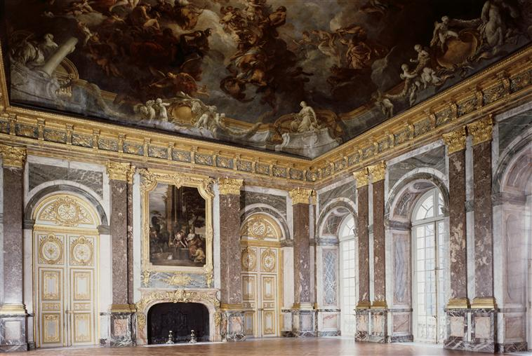 R union des mus es nationaux grand palais for Salon de versailles