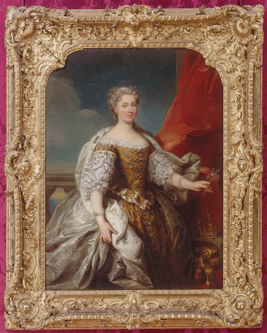 Exposition à Varsovie : Le Versailles de Marie Leszczyńska 04-510021