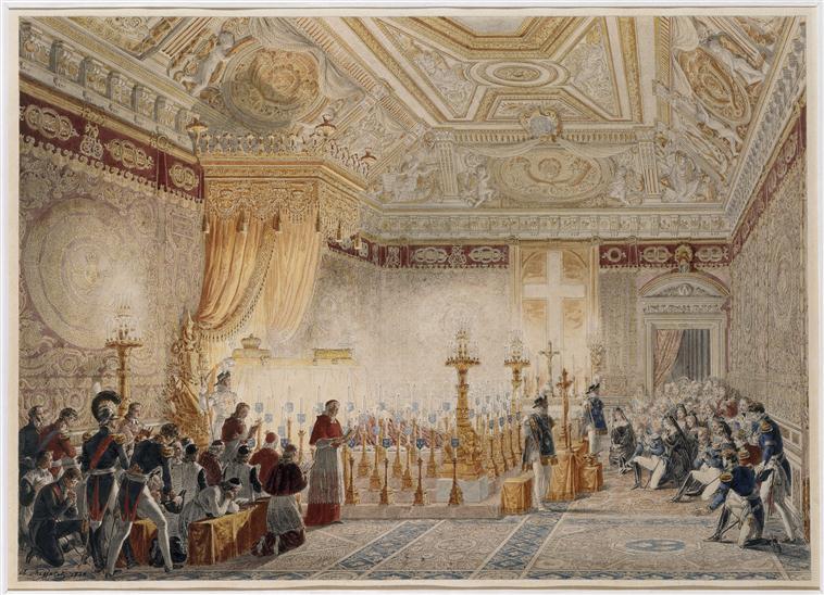 R union des mus es nationaux grand palais - Salle du trone versailles ...