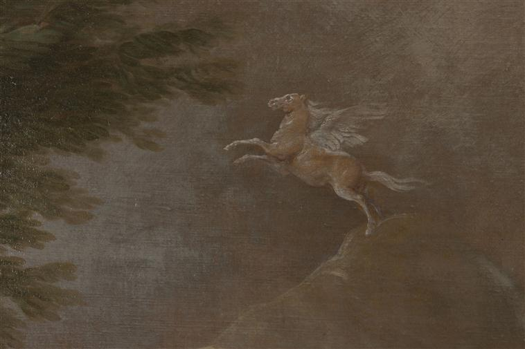 Pégase, cheval ailé né du sang de la Gorgone Méduse 13-604637