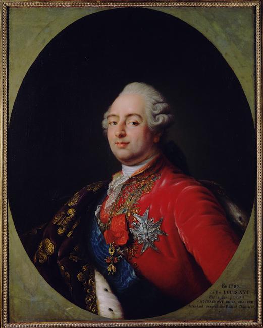 Secrets d'histoire sur Louis XVI 03-011293