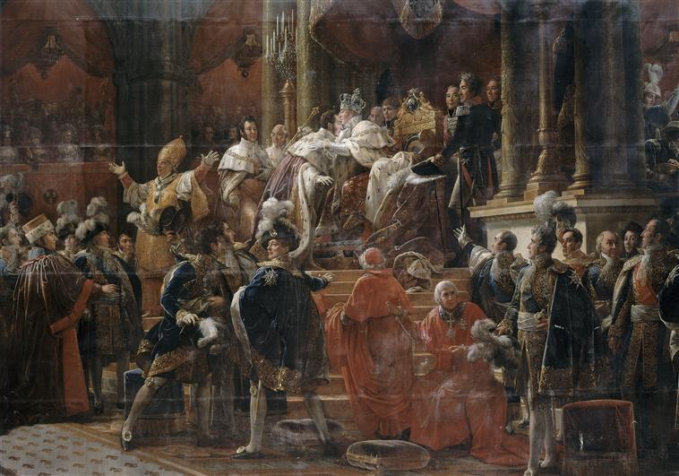 reims - Splendeurs des sacres royaux  - Reims - Palais du Tau   73-000127