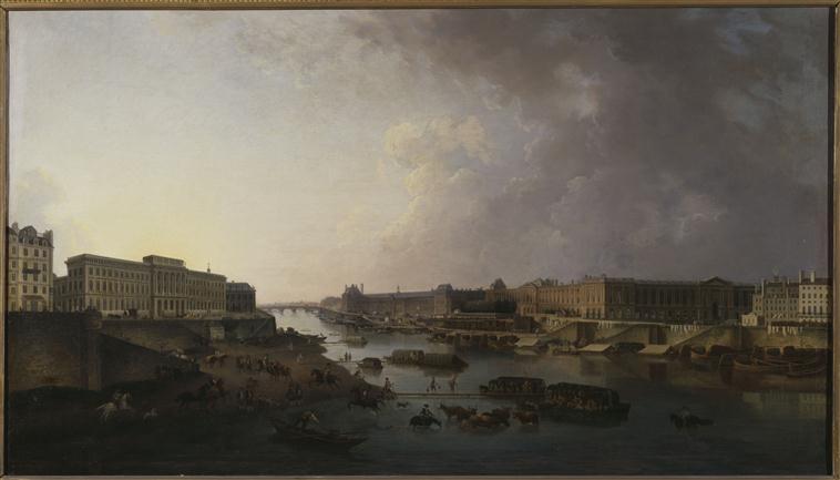 Exposition Pierre-Antoine Demachy à Versailles 86-001286