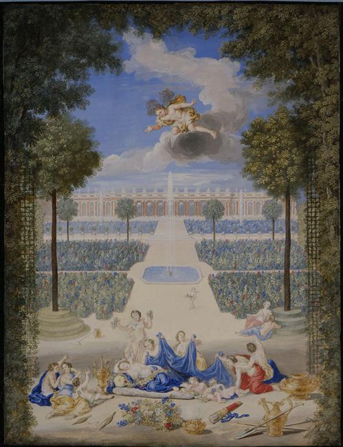 Expo au Grand Trianon : De Louis XIV à Charles de Gaulle  - Page 2 12-573548