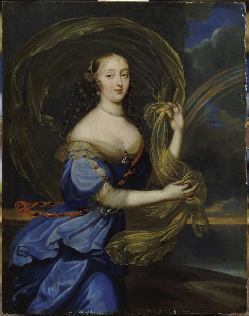 La déesse Iris, messagère des dieux à Versailles 85-001729
