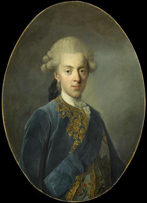 Exposition Louis XV à Fontainebleau en 2016 10-515588