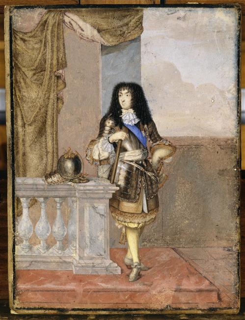 Expo. Dessins pour Versailles, Vingt ans d'acquisitions 91-001316
