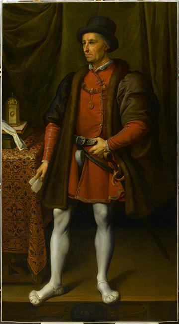 Secrets d'histoire consacré à Anne de France ou de Beaujeu 09-577753