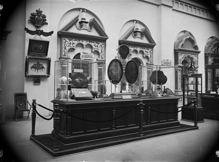 Jean-Pierre Alibert,section russe, exposition universelle de 1889  Nadar (atelier de) (1871-1939)