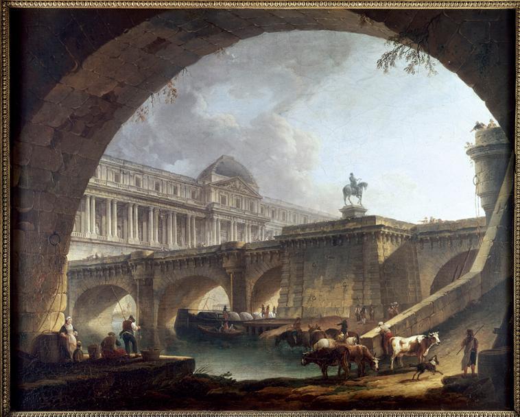 Exposition Pierre-Antoine Demachy à Versailles 02-014622