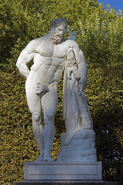 Hercule, héros antique et allégorie royale 17-502945