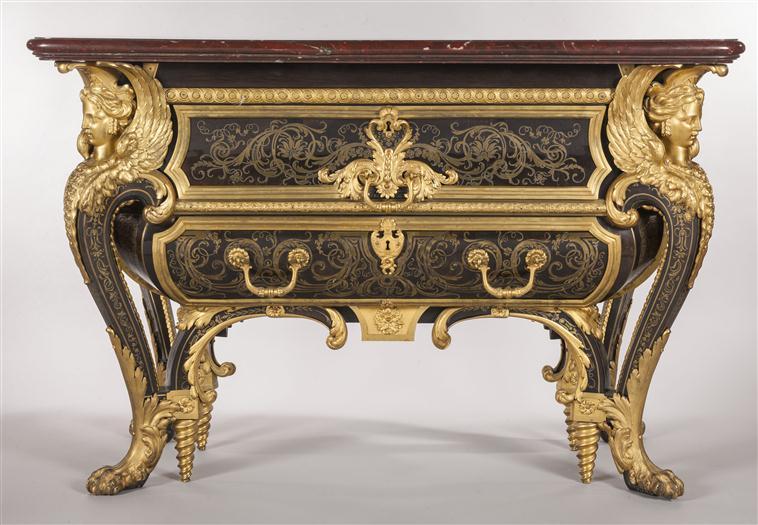 Le 18e aux sources du design, chefs d'oeuvre du mobilier 13-581817