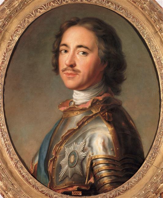 Un Tsar en France, Pierre le Grand et la cour de Louis XV 74-000566