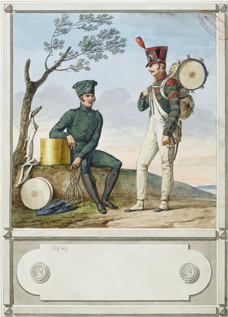 Instruments de musique de la Grande Armee 06-524279