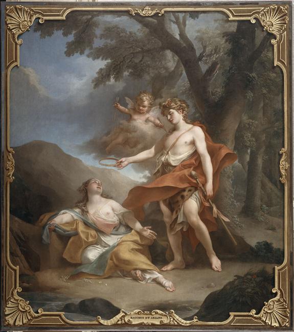amours - La tenture des Amours des dieux au MBA d'Angers 00-004008