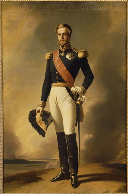 Chantilly, cabinet des livres : le duc d'Aumale historien 87-000020