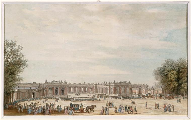 Expo au Grand Trianon : De Louis XIV à Charles de Gaulle  - Page 2 91-000945