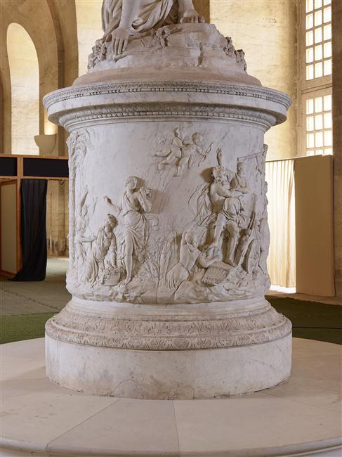 La Naïade Cyané, compagne de Proserpine ou Perséphone 17-502497
