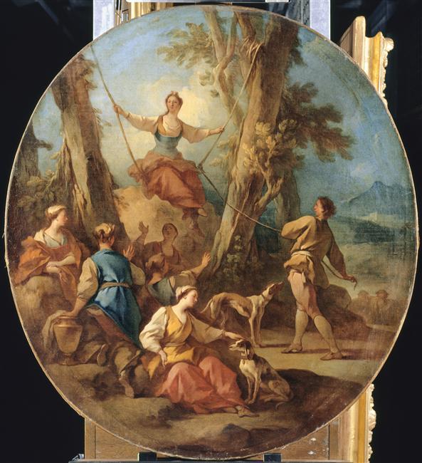 Exposition à Varsovie : Le Versailles de Marie Leszczyńska - Page 2 96-007443