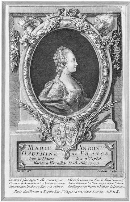 """Exposition """"Marie-Antoinette"""" de 1955 - Page 2 75-000446"""
