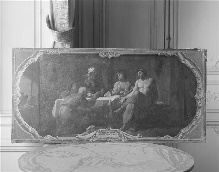 Les inséparables Philémon et Baucis 13-520277