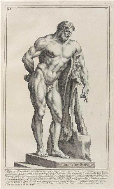 Hercule, héros antique et allégorie royale 03-013900