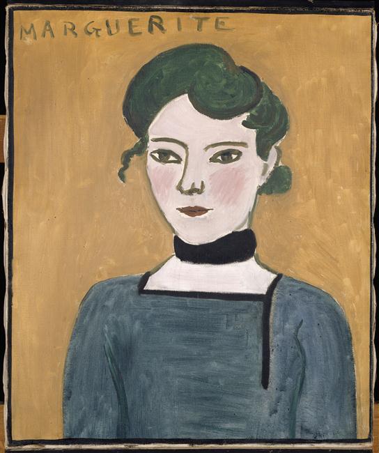 Marguerite by Matisse