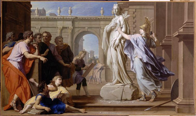Exposition Versailles et l'Antique (2012)  - Page 2 95-010369