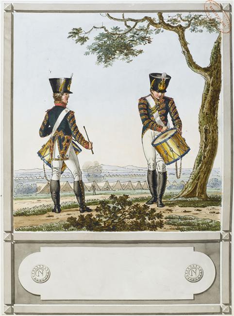 Instruments de musique de la Grande Armee 06-526462