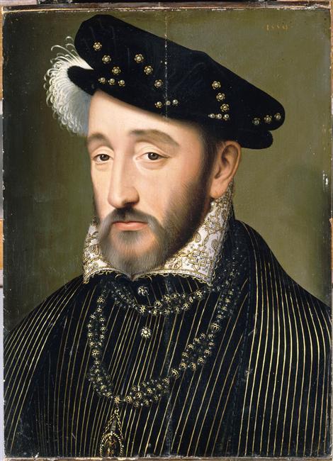 Exposition : Henri II. Renaissance à St-Germain-en-Laye 92-000218