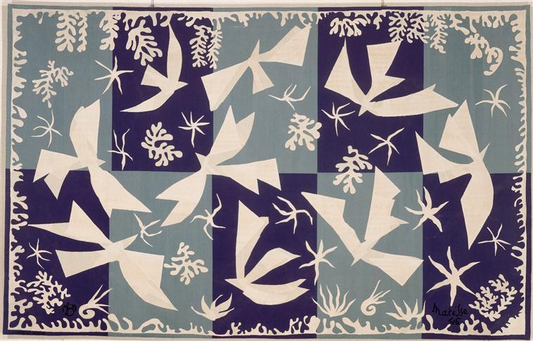 Polynésie, le ciel by Matisse