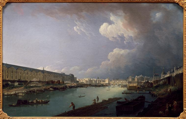 Exposition Pierre-Antoine Demachy à Versailles 86-001287