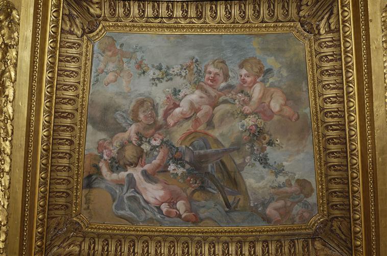 Vulcain ou Héphaïstos, dieu du feu et des forges 13-526162