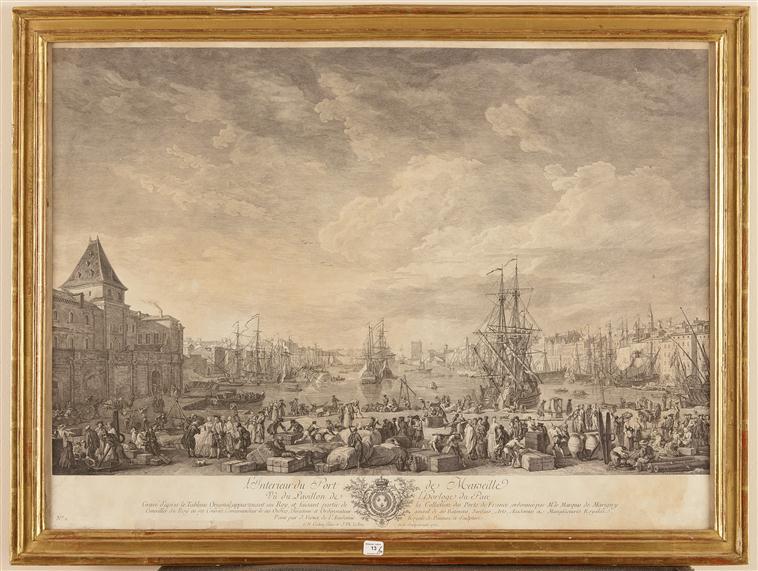 Marseille au XVIIIe siècle Les années de l'Académie 16-514422
