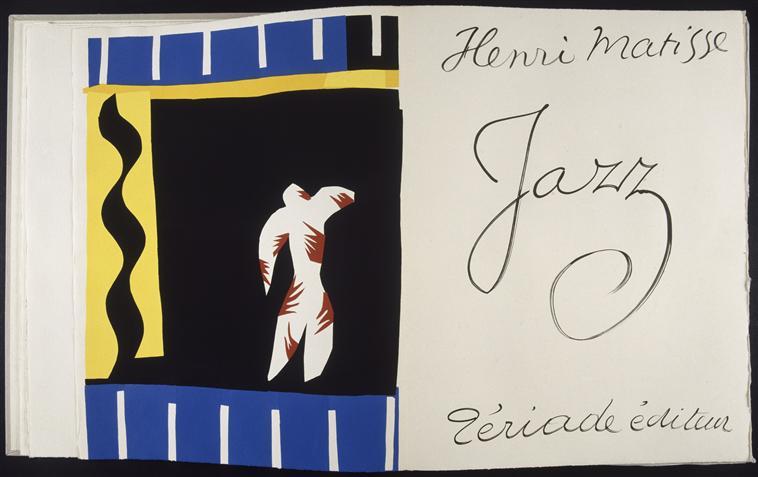 Jazz by Matisse