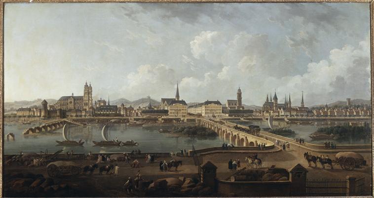 Exposition Pierre-Antoine Demachy à Versailles 06-500877